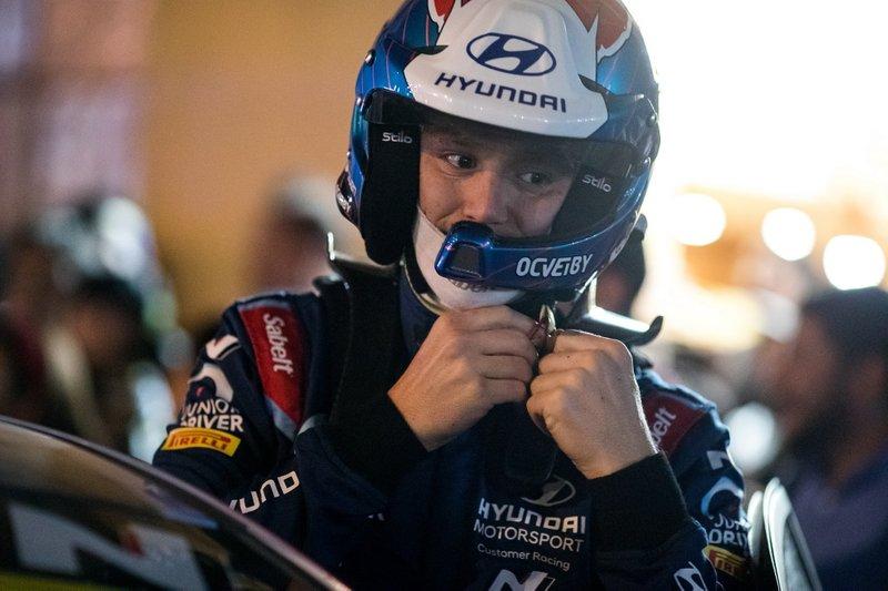 Ole Christian Veiby, Hyundai Motorsport Hyundai i20 R5