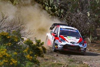 Себастьен Ожье, Жюльен Инграссия, Toyota Gazoo Racing WRT Toyota Yaris WRC