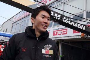 Ukyo Sasahara, #16 MOTUL MUGEN NSX-GT