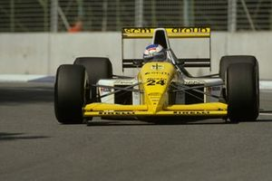 Gianni Morbidelli, Minardi M190 Ford