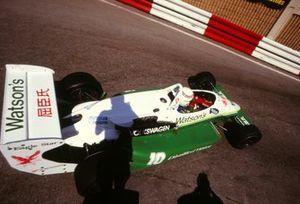 Race winner Andy Wallace, Madgwick Motorsport Reynard 863-Volkswagen