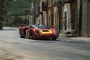 Giancarlo Baghetti, Giampiero Biscaldi, Alfa Romeo T33/2