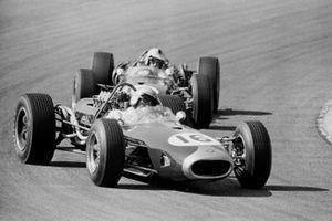 Jack Brabham, Brabham BT19 Repco, Denny Hulme, Brabham