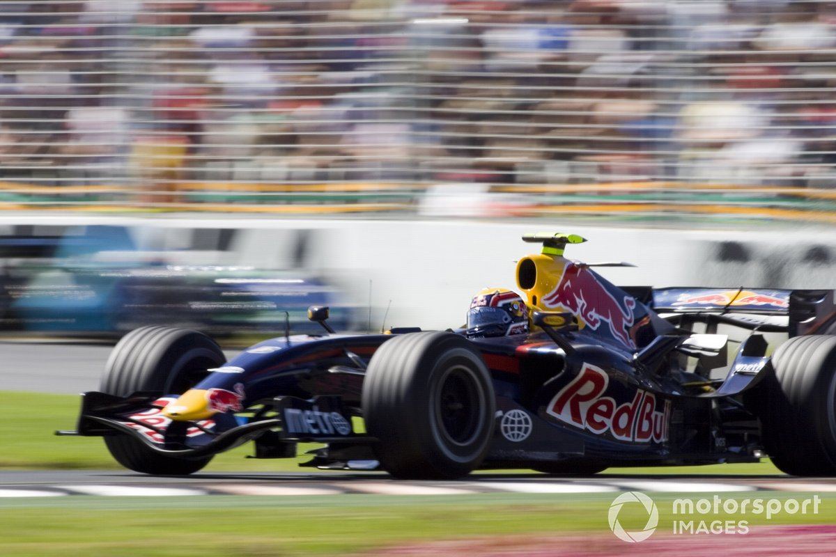 Mark Webber, Red Bull Racing RB3-Renault