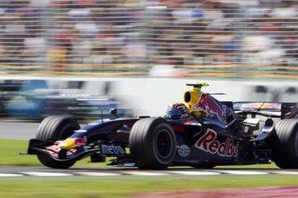 Mark Webber, Red Bull Racing RB3-Renault