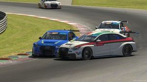 ARG eSport Cup action at Zolder