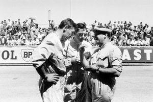 Roy Salvadori, Cooper T45-Climax, Jack Brabham, Cooper T45-Climax,