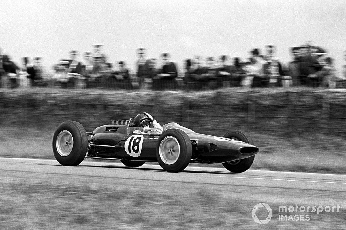 8e : GP de France 1963, Reims