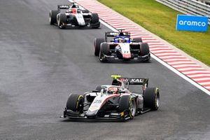 Luca Ghiotto, Hitech Grand Prix, Louis Deletraz, Charouz Racing System, Nikita Mazepin, Hitech Grand Prix