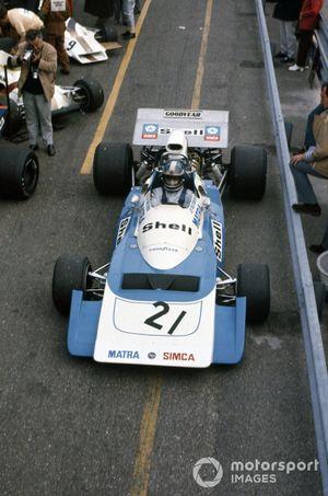 Jean-Pierre Beltoise, Matra MS120B