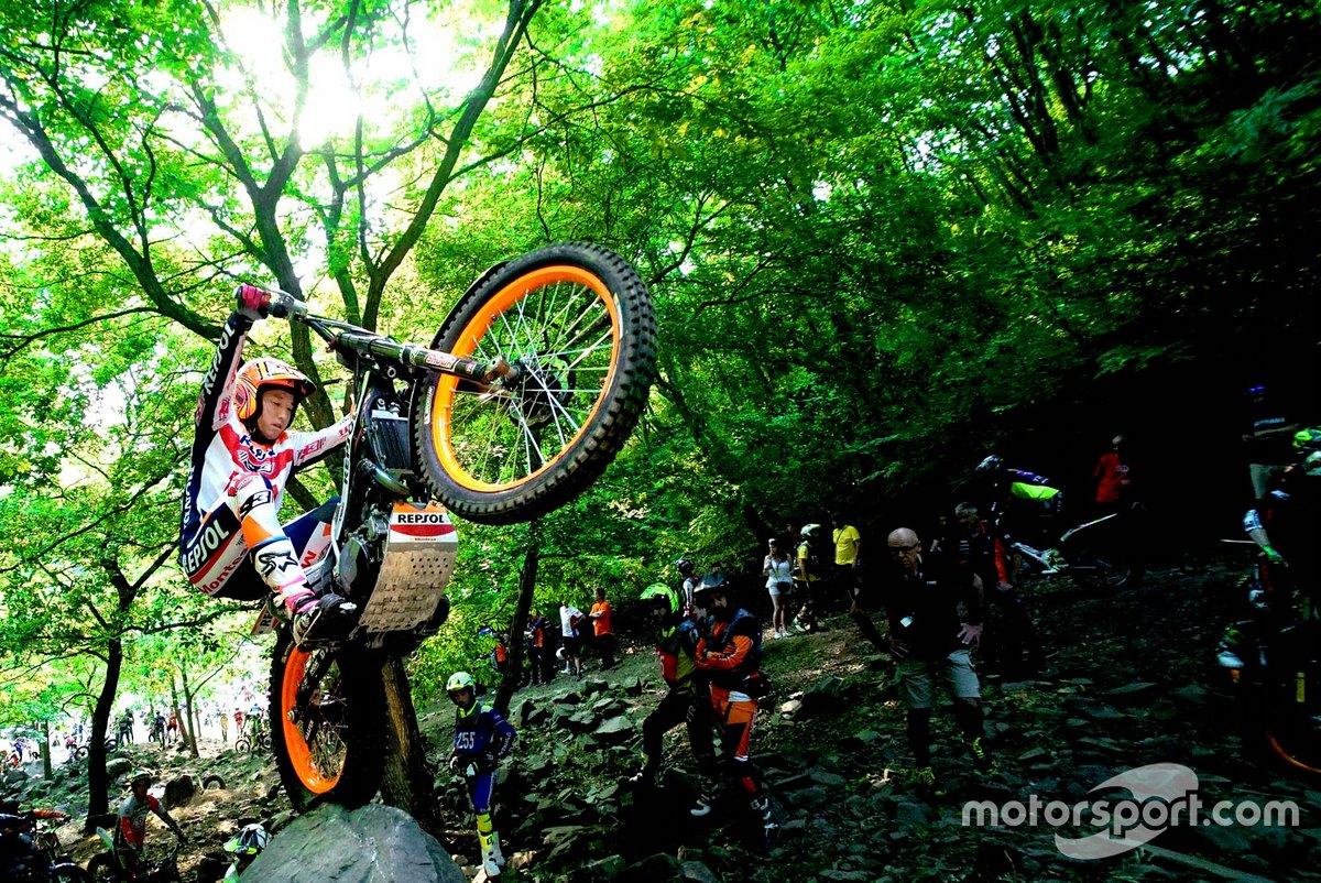 Trial Japanese GP