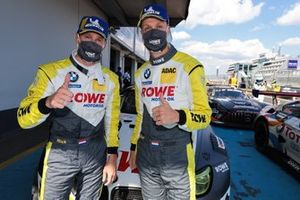 #99 Rowe Racing BMW M6 GT3: Nicky Catsburg, Stef Dusseldorp