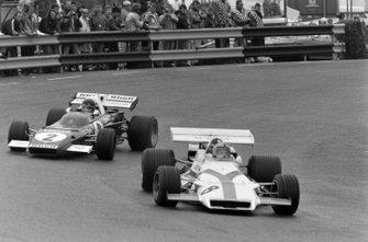 Pedro Rodriguez, BRM P160, Jacky Ickx, Ferrari 312B2