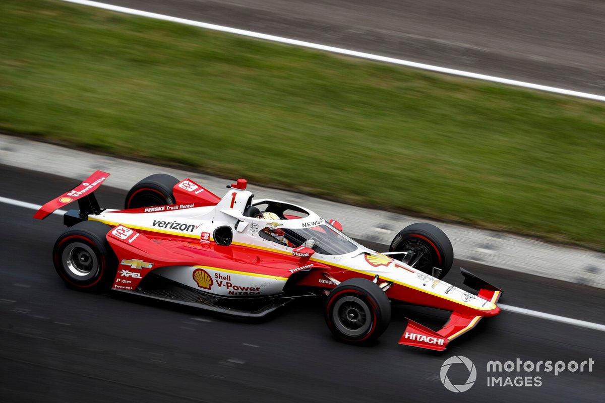 #1 Josef Newgarden, Team Penske – Chevrolet