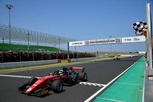 Pasma Patrick, F3 Tatuus #5, Kic Motorsport