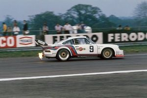 Jacky Ickx, Jochen Mass, Porsche 935