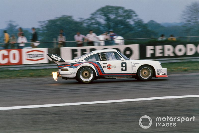 1975 Silverstone 6 Hours: Jacky Ickx, Jochen Mass, Porsche 935