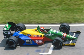 Johnny Herbert, Benetton B188 Ford