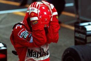 Formel-1-Weltmeister 2000: Michael Schumacher, Ferrari