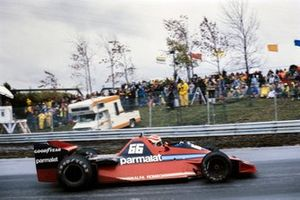 Nelson Piquet, Brabham BT46 Alfa Romeo
