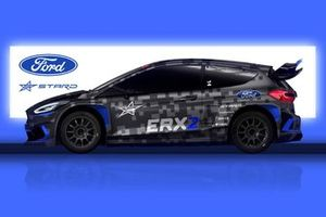 Manfred Stohl, STARD Ford Fiesta ERX2