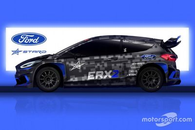 STARD Ford Fiesta ERX2 unveil