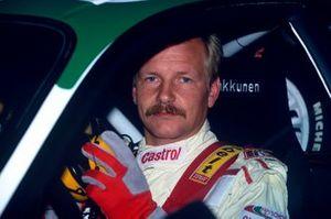 Juha Kankkunen, Toyota Celica Turbo 4WD