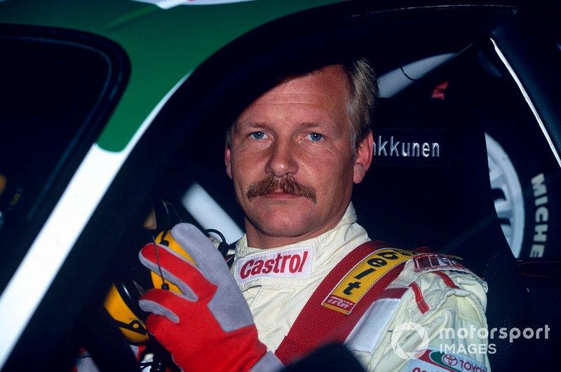7) Juha Kankkunen