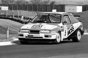 Sean Walker, Damon Hill, Graham Goode Racing Ford Sierra RS500