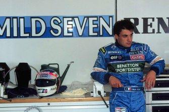 Jean Alesi, Benetton