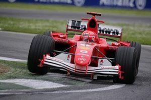 Michael Schumacher, Ferrari F2005