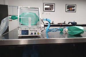 Triple Eight Race Engineering proyecto del ventilador