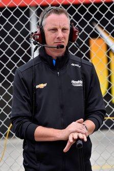 Hendrick Motorsports crew