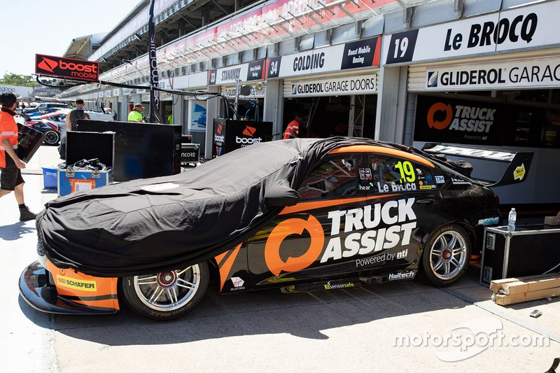 Tekno Autosports: Джек ле Брок, Holden ZB Commodore №19