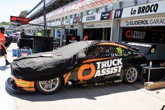 Car of Jack Le Brocq, Tekno Autosports Holden