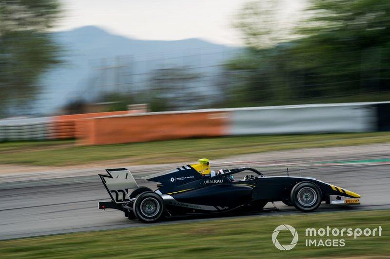 Ye Yifei, Hitech Grand Prix