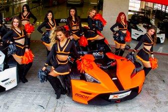 KTM promo girls