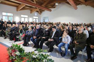 Inauguration de la Maison Marco Simoncelli