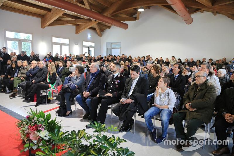 Inaugurazione Casa Marco Simoncelli