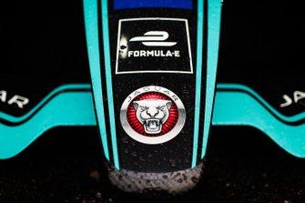 La nariz del Panasonic Jaguar Racing, Jaguar I-Type 3
