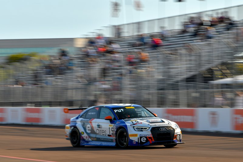 Bryan Putt, eEuroparts.com ROWE Racing Audi Sport RS3 LMS