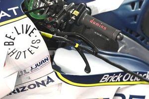 Тормоза на мотоцикле Карела Абрагама, Reale Avintia Racing