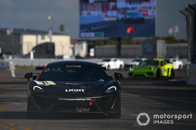 Tony Gaples, Blackdog Speed Shop McLaren 570S GT4