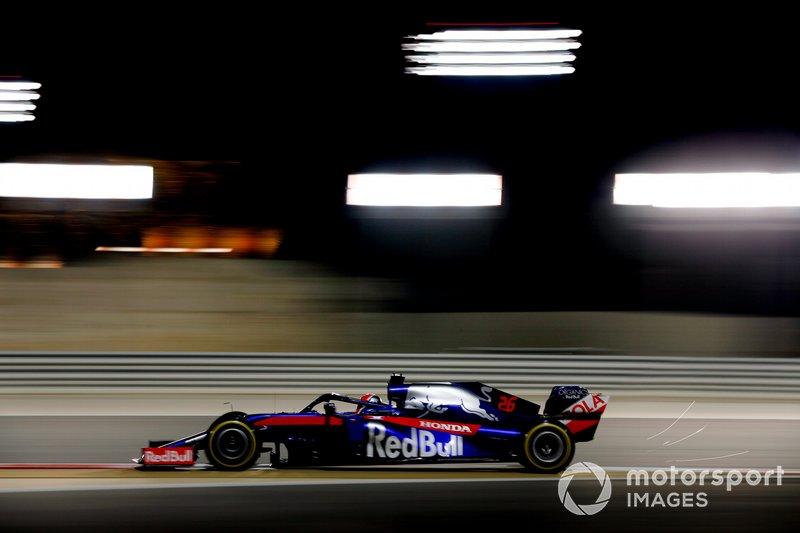13. Данііл Квят, Toro Rosso — 1