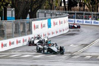 Stoffel Vandoorne, HWA Racelab, VFE-05, Sébastien Buemi, Nissan e.dams, Nissan IMO1