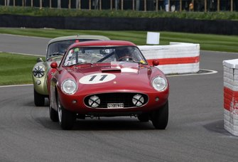 Tony Gaze Trophy, Kim Taylor-Smith Ferrari 250 GT Tour de France