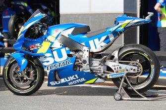 Мотоцикл Suzuki GSX-RR Алекса Ринса, Team Suzuki Ecstar