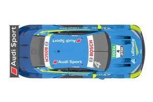 Design Robin Frijns, Audi RS5 DTM