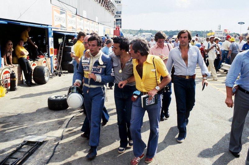 Riccardo Patrese, Arrows