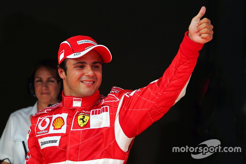 88: Felipe Massa, Ferrari